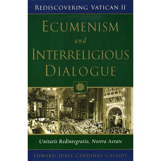 EcumenismAndInterreligiousD