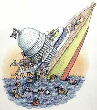 Us-debt-sinking