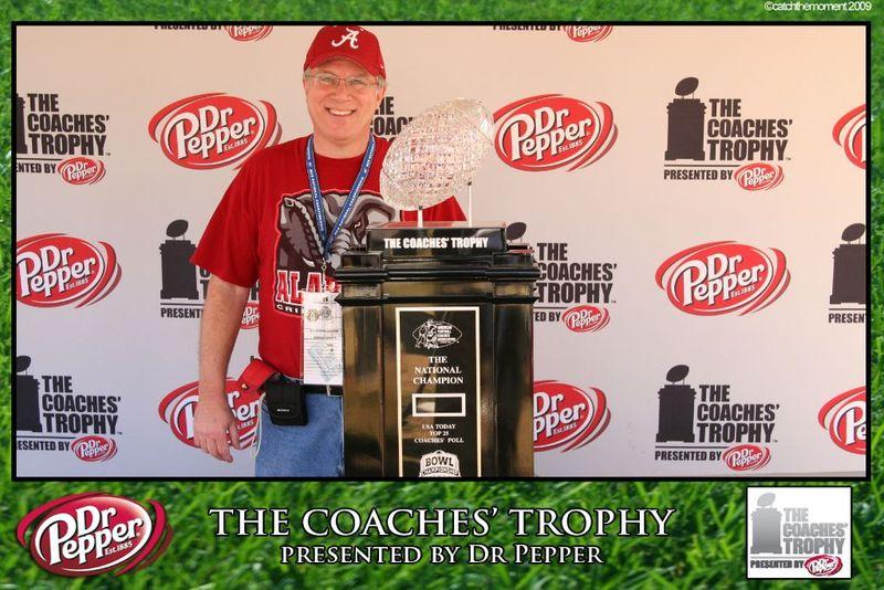 John BCS Trophy
