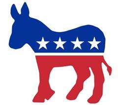 A Democrat_Party_Donkey_Symbol