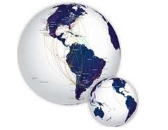 economy globe