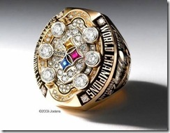 Steelers Ring