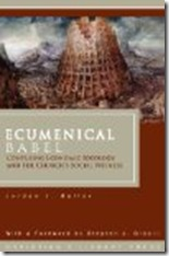 Ecumenical Babel