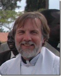 Dr Koch in Mbarara