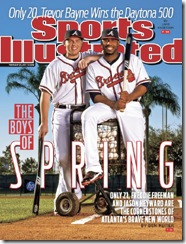 Braves SI Cover