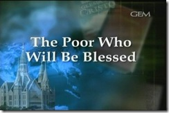 The Poor Who Will Be Blessed_FirstFrame