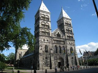 Lund-cathedral