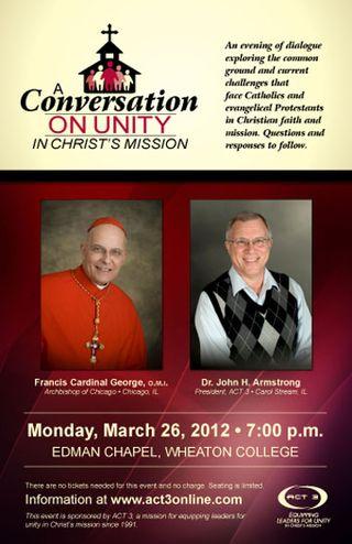 Conversation wCardinal Poster WEB